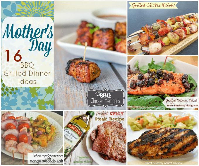 16 Easy Grilled Dishes For Mothers Day Bbq