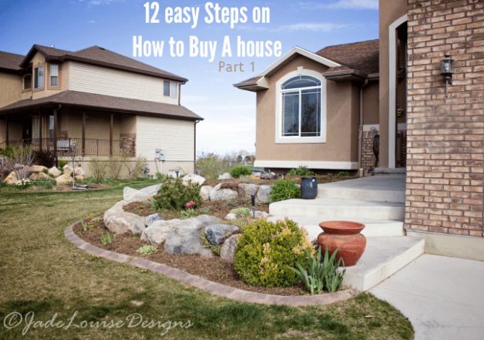 So you want to buy a home; 12 Steps on How to Buy a house part 1