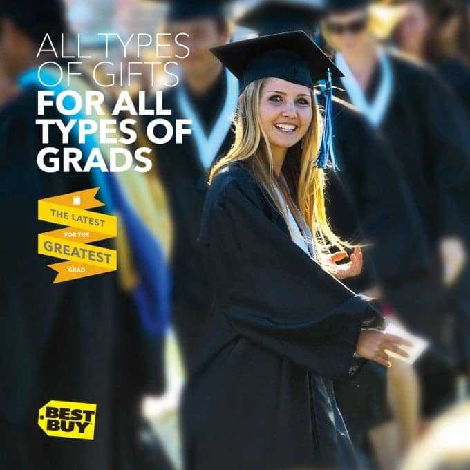 Need Graduation Gifts? Top Gifts for Grads at Best Buy! #GreatestGrad