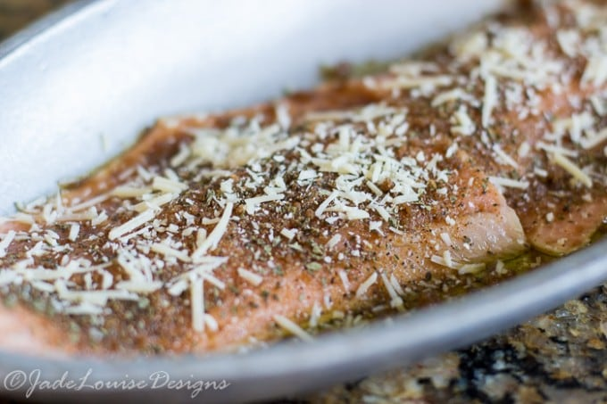Hickory Smoked Grilled Salmon perfect camping recipe + Gourmet Grillware Giveaway!