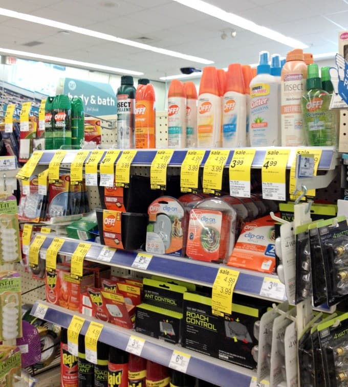 How to save on Camping essentials with Paperless coupons #WalgreensPaperless