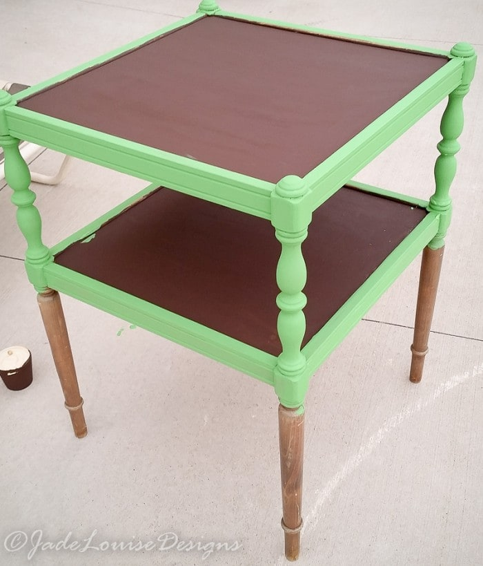 DIY Furniture Makeover; Night Stand Makeover!