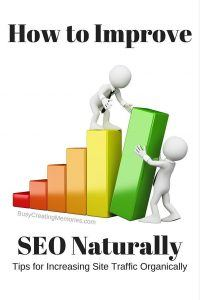 How to improve SEO on your blog without running a Scheme.