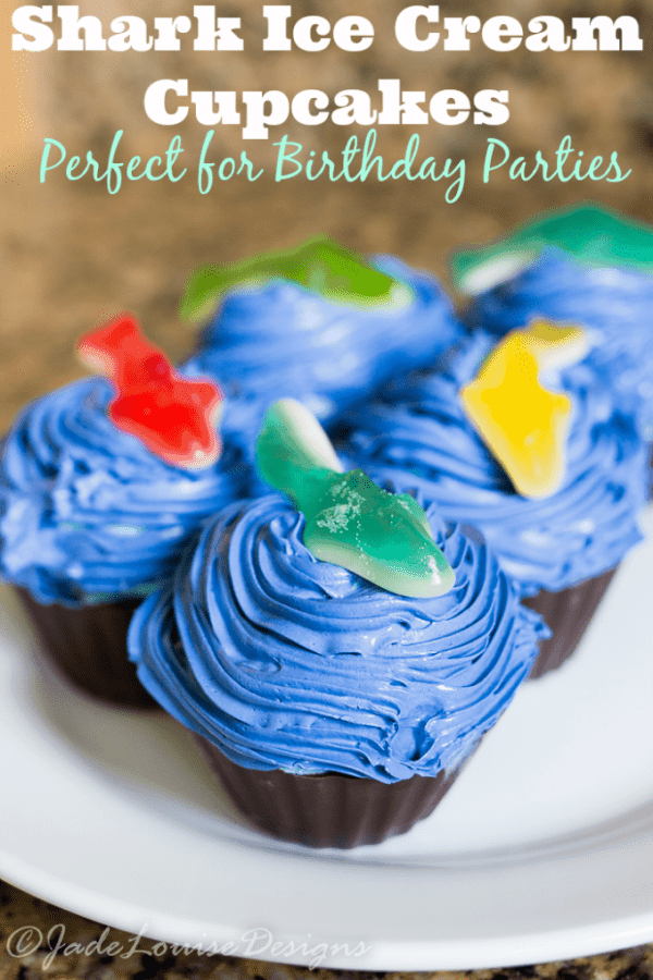 Easy Ice Cream cupcakes, perfect dessert for Birthday Parties!