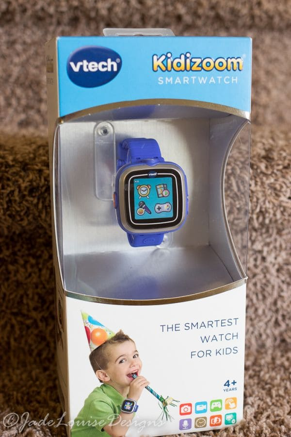Capture the final days of summer with Vtech Kidizoom Smartwatch + Giveaway