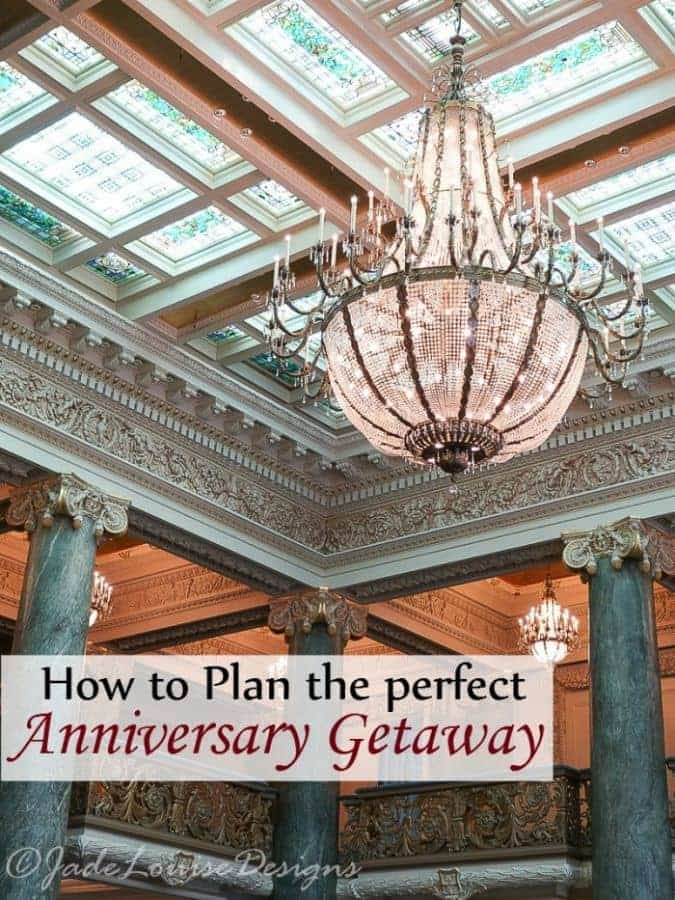 best anniversary getaway locations in salt lake city utah
