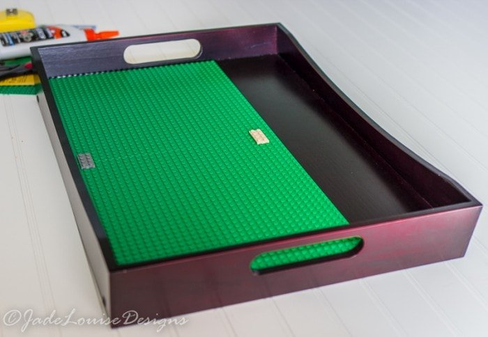 Portable Play Table : Diy lego tray table playstation best homemade gift for
