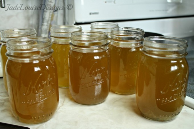 Vegetable Broth, bottled