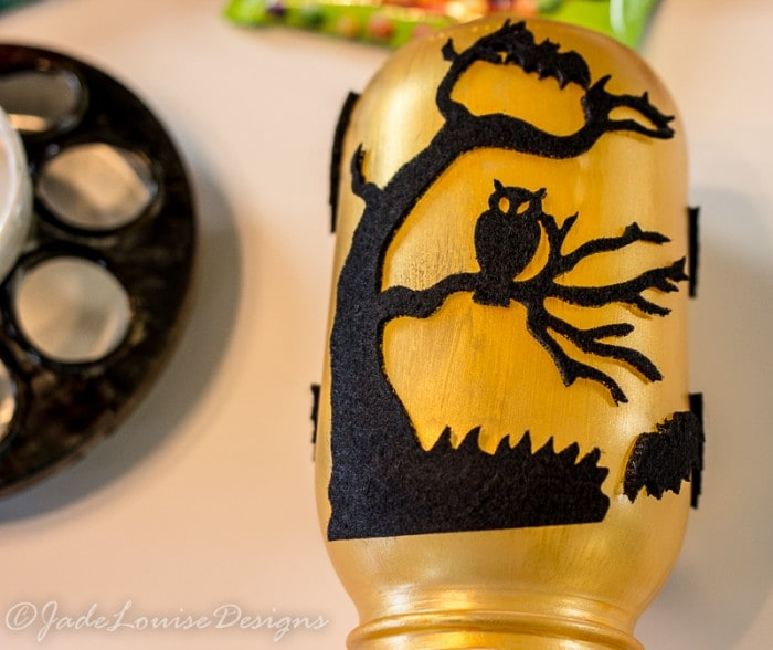 Halloween Candy Dispenser