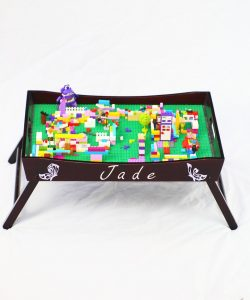 DIY Lego Tray play station Homemade Gift for LEGO lovers