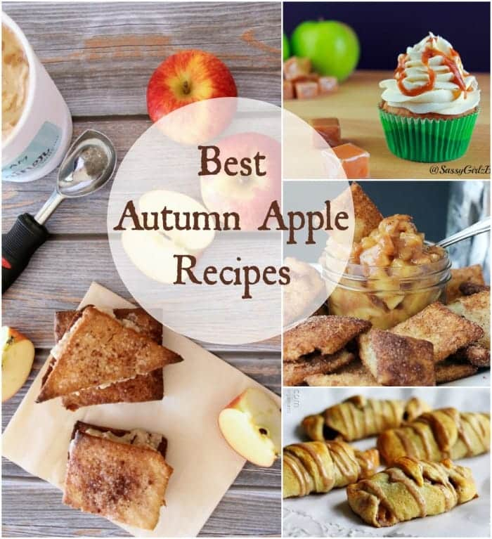Best Autumn Apple Recipes