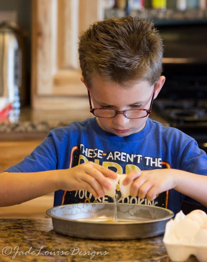 Kid Approved French Toast Recipe for Kids in the Kitchen!