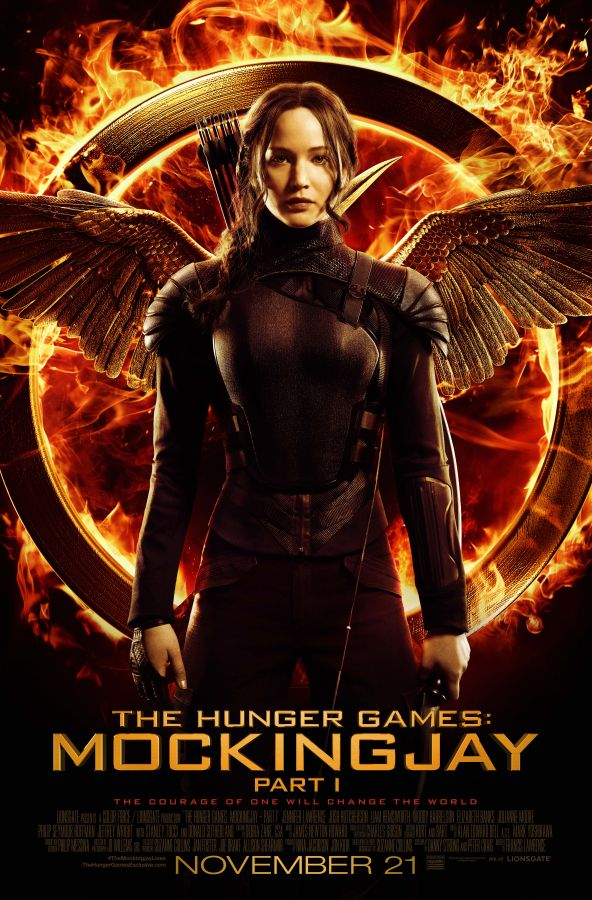 The Hunger Games: Mockingjay Part 1 From book to movie