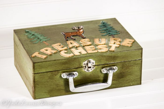 Cool Christmas Gifts and Treasure Chest Tutorial