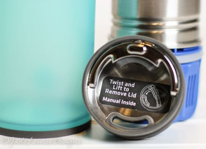 Why a Filtered Water Bottle is a MUST especially when traveling + Giveaway