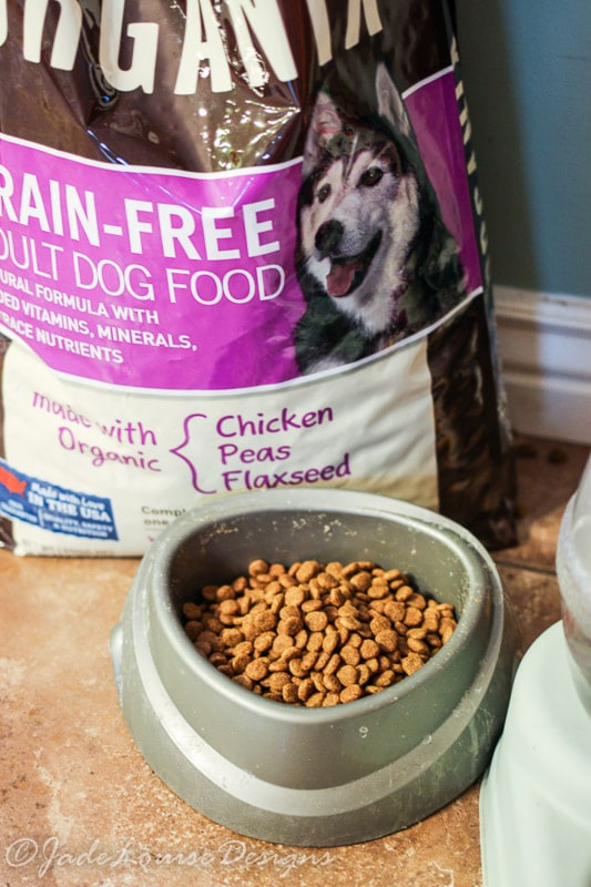 Why We love our Organic Dog Food from Organix