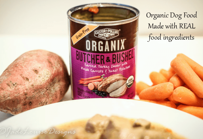 Why We love our Organic Dog Food from Organix + Giveaway #OrganicPet