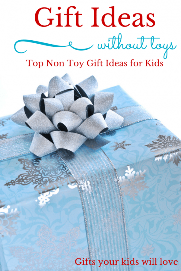 Top Non Toy Christmas Gift Ideas for kids that they will love!
