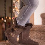 Fashionable Winter Boots – BearPaw Madeline