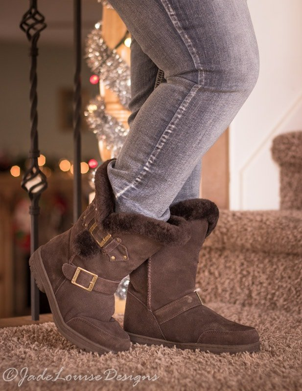 Fashionable Winter Boots - BearPaw Madeline