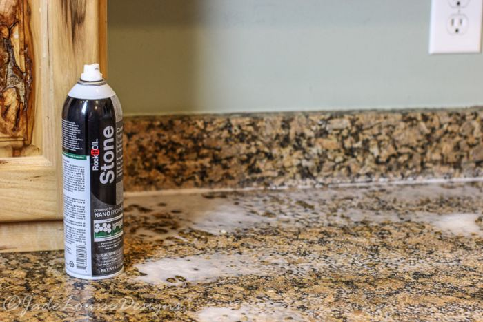 A better way of of cleaning granite countertops for Best way to clean slabs