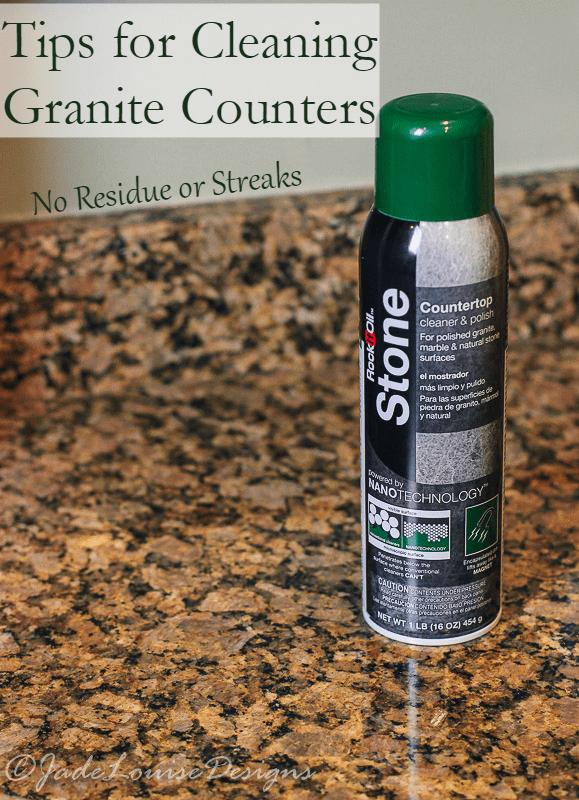 Clean Granite Stone : ̿̿̿ ̪ a better way ④ of cleaning granite countertops