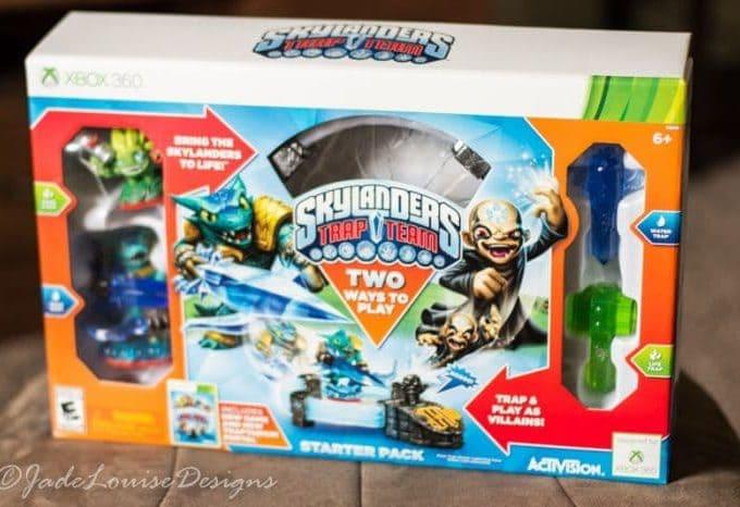 Skylanders Trap Team Top Video Game for Christmas