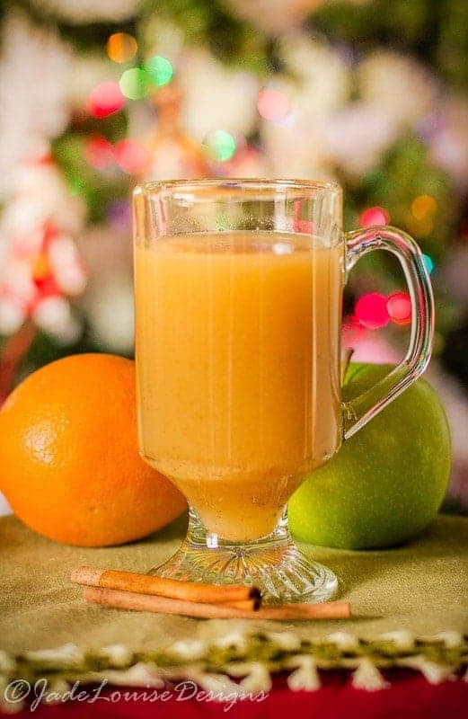 Caramel Apple Wassail Recipe