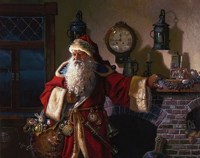 Is Santa real? A parent's struggle for balance with Christian values.