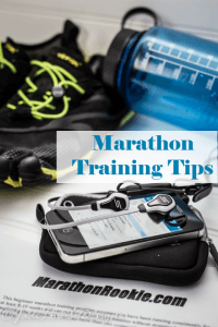 Marathon Training Tips plus Heart Rate tracking with SMS Audio BioSport