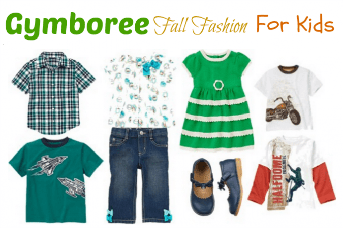 Gymboree Fall Fashion For Kids Fashion for girls & boys in their style