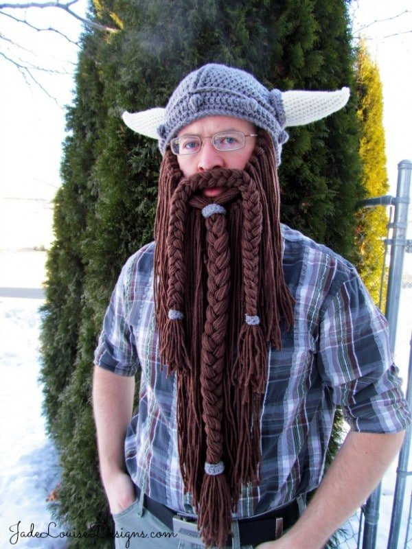 Crochet Dwarf Beard Hat Pattern : What Men Want,Top 5 Gift Ideas for Him, Get him what he ...