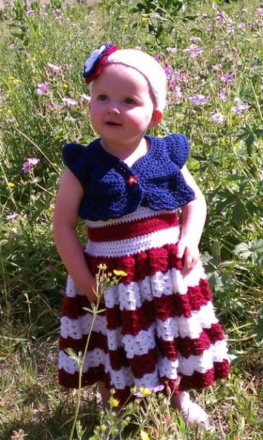 Jade Glory Crochet Summer Dress Product Review