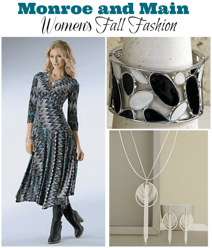 Monroe and Main Fall Fashion, Discovering the Woman inside #MMBloggerSpotlight