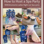 DIY Spa Party Tips for a Ladies Night Out #NIVEAmoments #Cbias