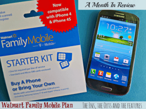 Walmart Family Mobile Plan Follow up. What I discovered after 1 month on Walmart's Unlimited Plans| #FamilyMobileSaves #Shop
