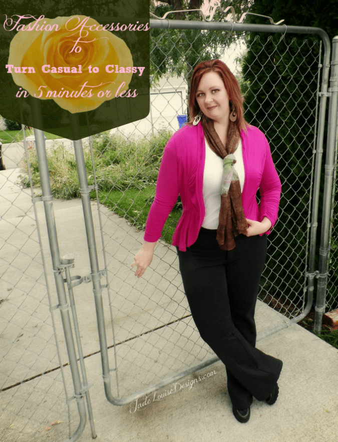 Casual to Classy fashion Outfit of the Day with Smiles By Jem Handmade silk scarves