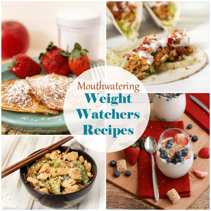 Weight Watchers Recipes, To take control over your eating #WeightWatchers