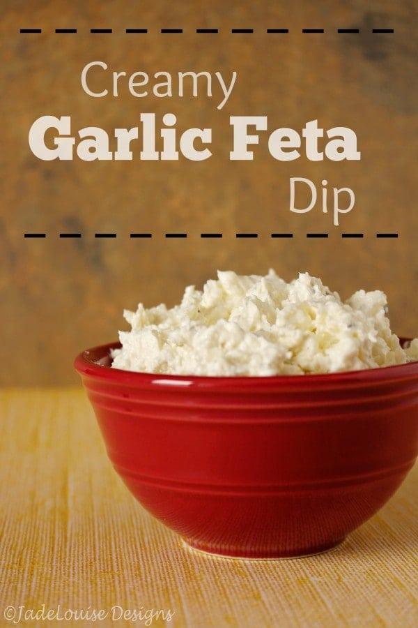 Garlic Feta Dip