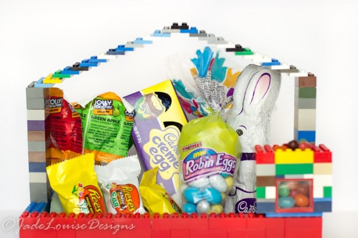Diy lego easter basket idea diy lego easter basket idea hersheyseaster negle Choice Image