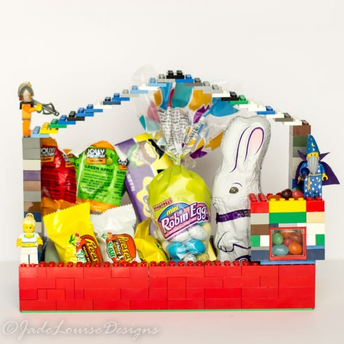 Diy lego easter basket idea diy lego easter basket idea hersheyseaster negle Image collections