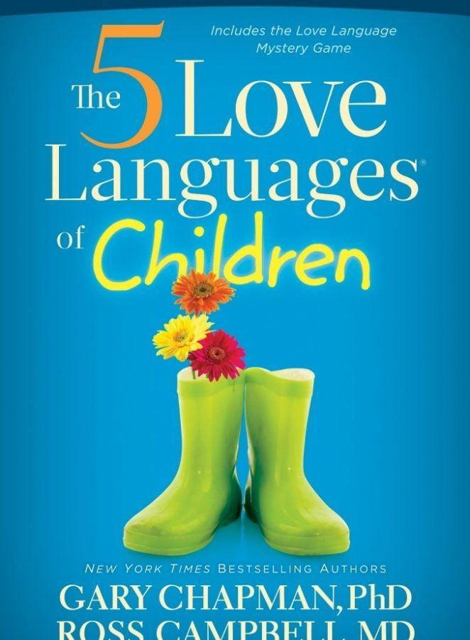 Five Love Languages of Children, Family Friendly Book Review