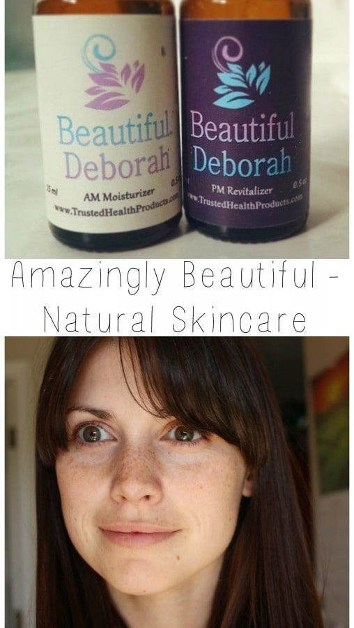 Amazingly Beautiful: Natural Skincare