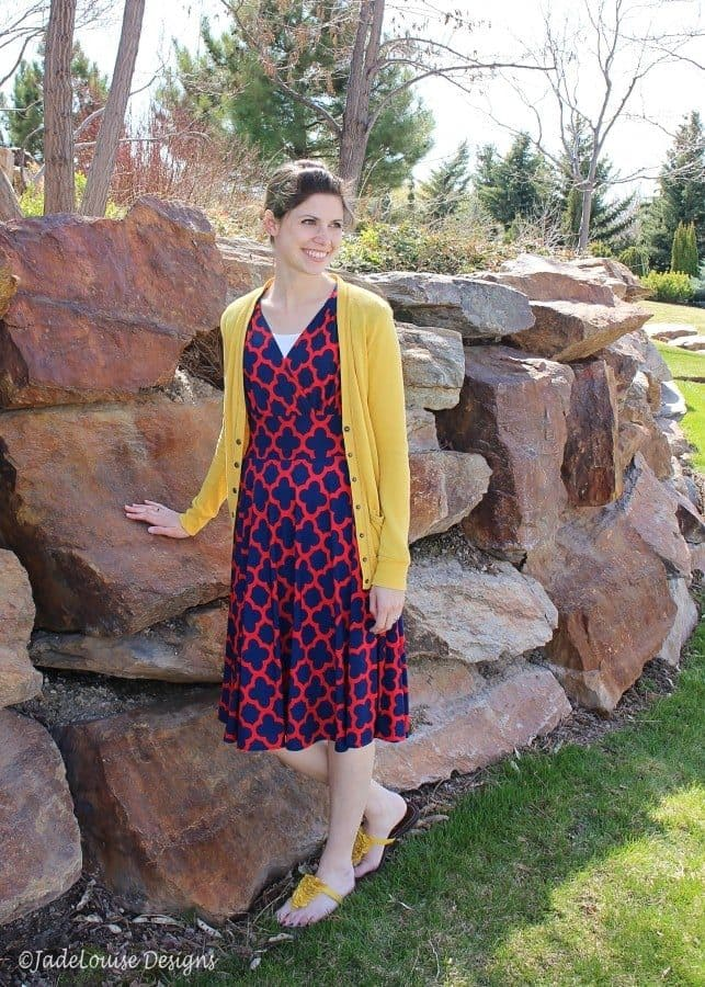 Bold Colors for Spring with Karina Dresses #Frockstar