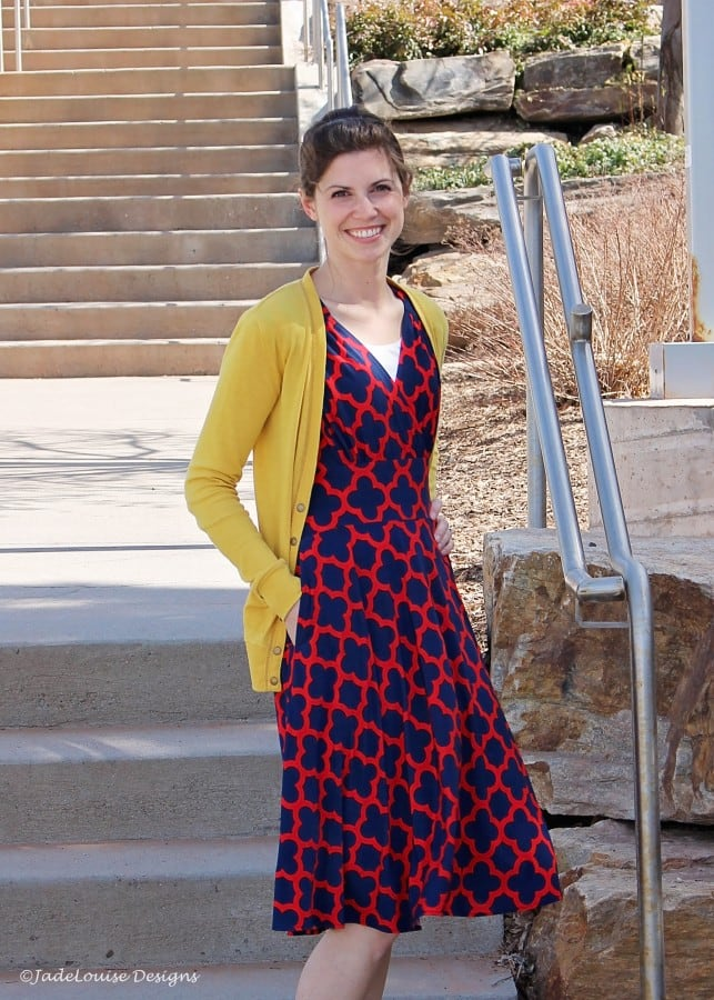 Karina Dress with pockets!