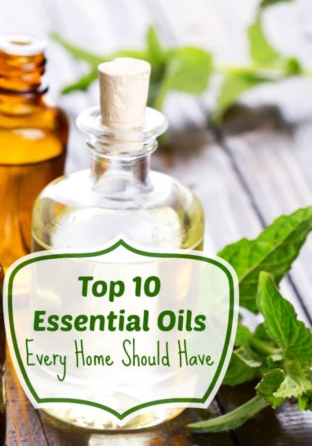 Top 10 Best Essential Oils Every Home Should Have