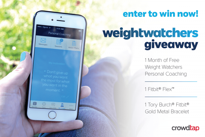 My Journey through Weight Watchers plus Giveaway