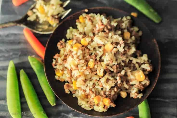 Hamburger Mexican Dirty Rice Recipe