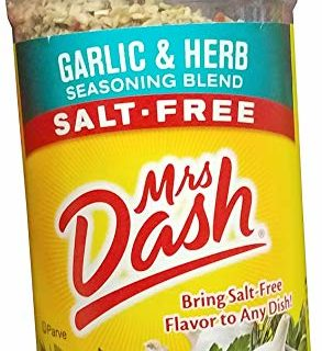 Mrs Dash Garlic & Herb