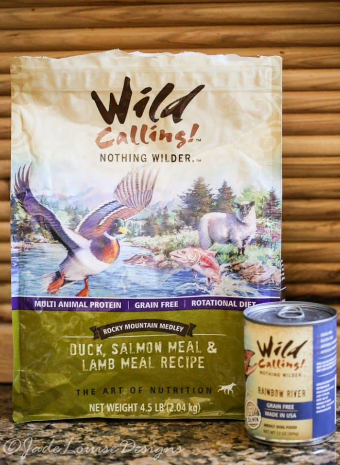 Wild Calling! makes Dogs Happy #TheArtofNutrition